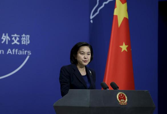 Sau khi chỉ trích, Trung Quốc kêu gọi Mỹ giúp càng sớm càng tốt để chống virus corona - Ảnh 1.