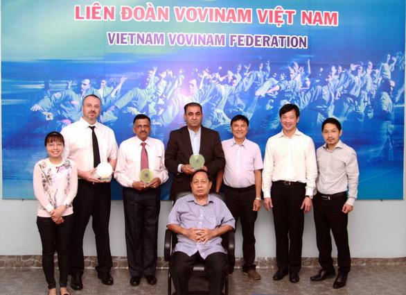 Võ sư góp phần phát triển võ Việt ra thế giới qua đời ở tuổi 72 - Ảnh 3.