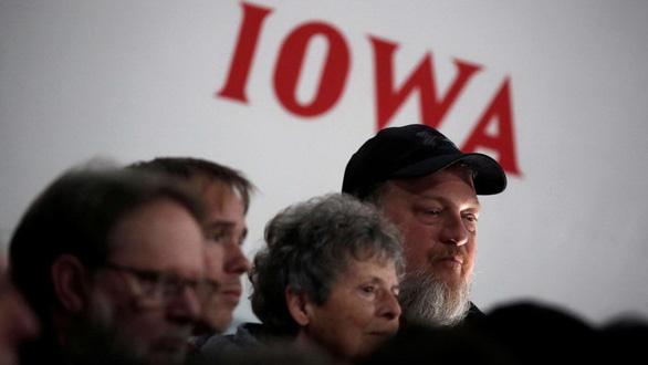 Bầu cử tổng thống Mỹ khởi động ở Iowa - Ảnh 1.