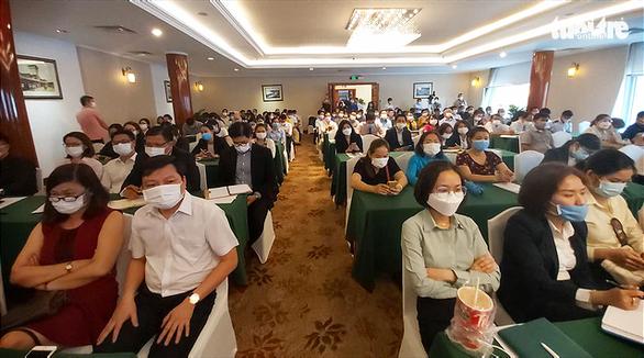 Còn 45 khách Trung Quốc trong các khách sạn 3-5 sao ở TP.HCM - Ảnh 1.