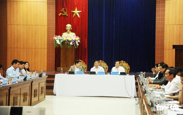 Quảng Nam cách ly tại chỗ 9 lao động Trung Quốc vừa sang - Ảnh 1.