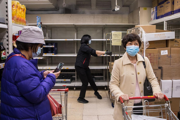 Ngân hàng Thế giới kêu gọi chung tay giúp Trung Quốc - Ảnh 1.