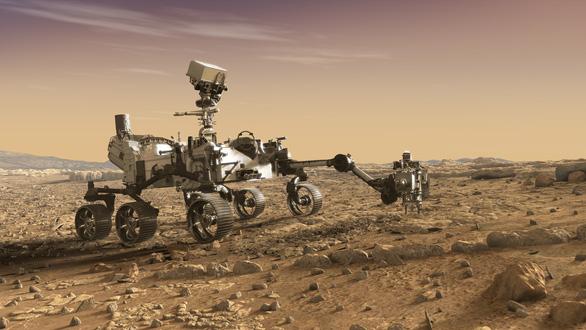 Biết cách giám sát đưa mẫu vật sao Hỏa về Trái đất, nhận lương hơn 4 tỉ - Ảnh 1.