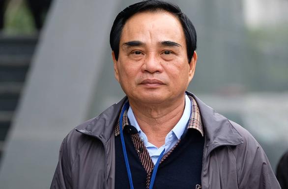 Cựu chủ tịch UBND TP Đà Nẵng Văn Hữu Chiến kháng cáo - Ảnh 1.