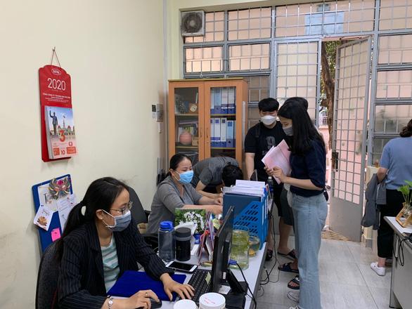 Trường đại học cho sinh viên Trung Quốc nghỉ đến hết ngày  3-3 - Ảnh 1.