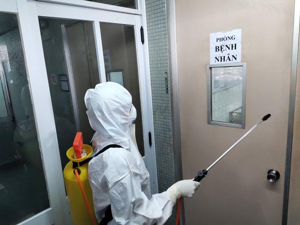 Bệnh viện Thống Nhất diễn tập ứng phó dịch virus corona - Ảnh 8.