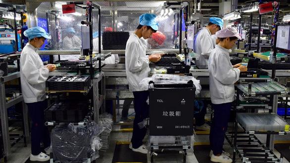 Virus corona bào mòn cả ngành hàng điện tử Trung Quốc và thế giới - Ảnh 2.