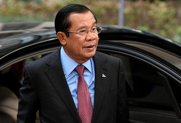 Thủ tướng Hun Sen thăm Trung Quốc nhưng không được đến Vũ Hán - Ảnh 1.