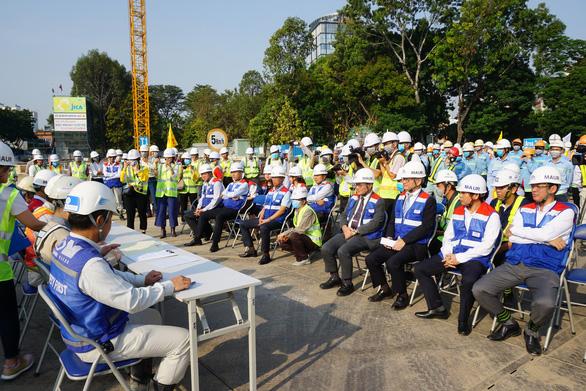 Tháng 6 tàu metro về nước, TP.HCM mở cửa cho người dân tham quan - Ảnh 2.
