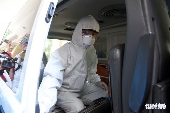 Bệnh viện Thống Nhất diễn tập ứng phó dịch virus corona - Ảnh 2.