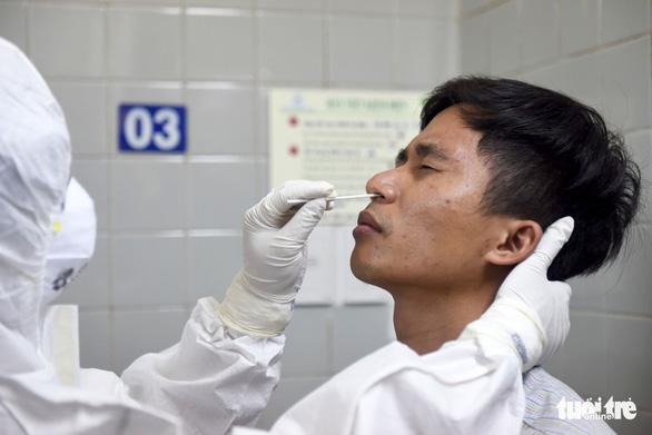 Bệnh viện Thống Nhất diễn tập ứng phó dịch virus corona - Ảnh 6.
