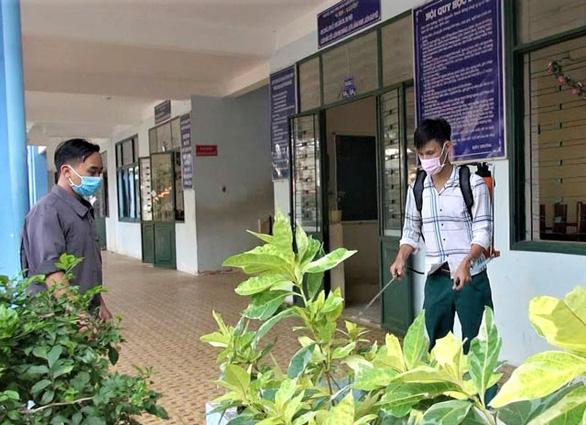Bình Dương, Đồng Nai, Đồng Tháp, Quảng Ngãi cho học sinh nghỉ học thêm 1 tuần - Ảnh 1.