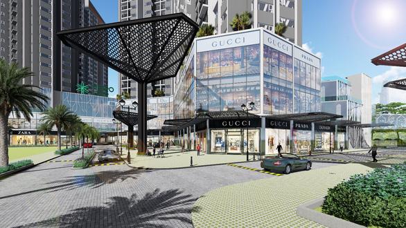 Shophouse kết nối ga metro: hướng đầu tư mới - Ảnh 2.