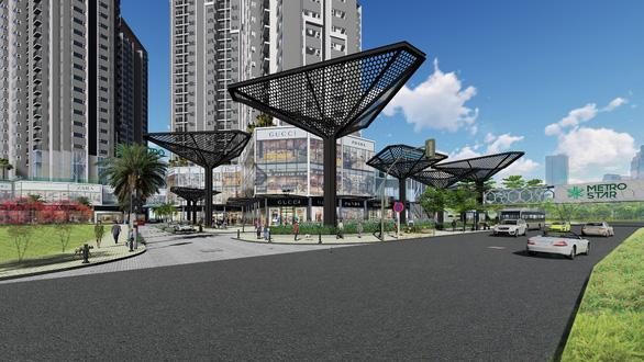 Shophouse kết nối ga metro: hướng đầu tư mới - Ảnh 3.