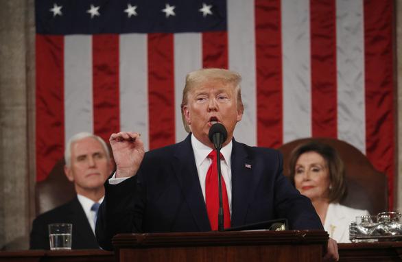 Ông Trump: Mỹ và Trung Quốc đang phối hợp chống dịch virus corona - Ảnh 1.
