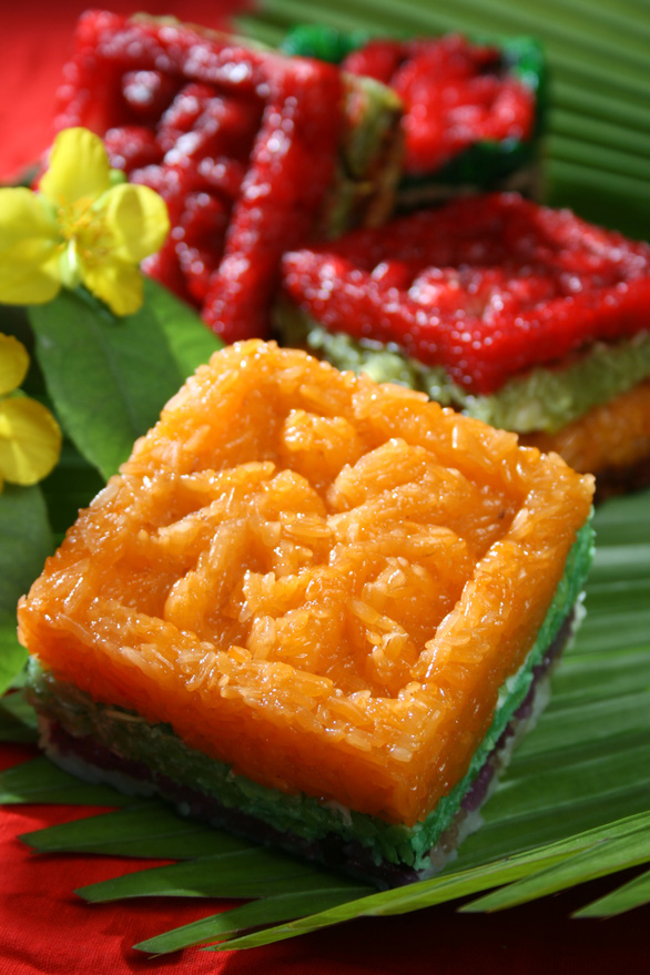 """Xôi - """"Hoa hậu"""" lễ tiệc Tết Việt Nam - Ảnh 2."""