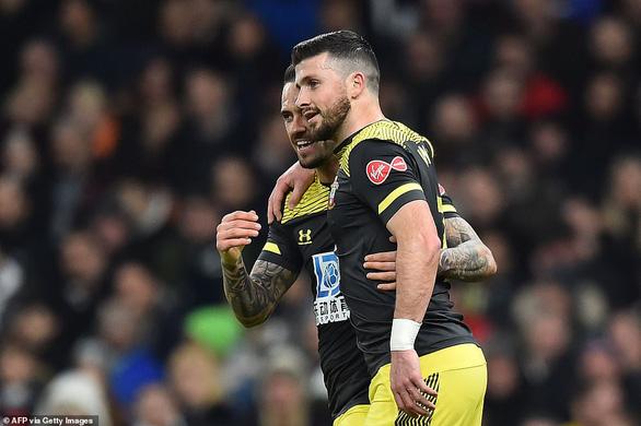 Thắng nghẹt thở Southampton, Tottenham vào vòng 5 Cúp FA - Ảnh 2.