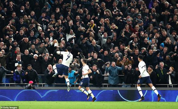 Thắng nghẹt thở Southampton, Tottenham vào vòng 5 Cúp FA - Ảnh 4.