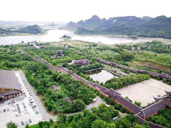 Thuê gần 3 triệu m2 xây chùa, đại gia Xuân Trường quên đóng thuế, phí - Ảnh 2.