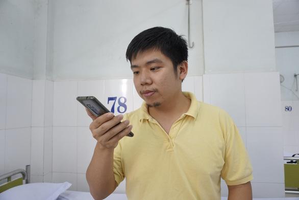 Li Zichao: Tôi thật may mắn khi... nhập viện ở Việt Nam - Ảnh 1.
