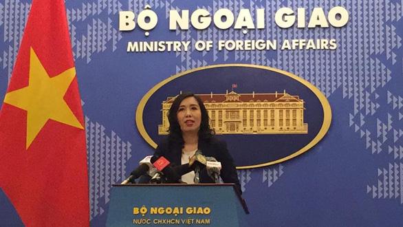 Bộ Ngoại giao: Công dân Việt nhiễm virus corona đang được điều trị tích cực ở Giang Tây - Ảnh 1.