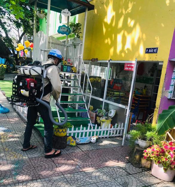 Đà Nẵng cho học sinh, sinh viên nghỉ học thêm một tuần - Ảnh 1.