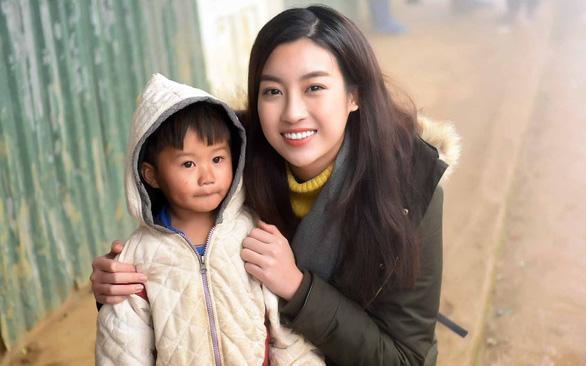 Hoa hậu Đỗ Mỹ Linh: hiến tạng là một phép mầu - Ảnh 1.