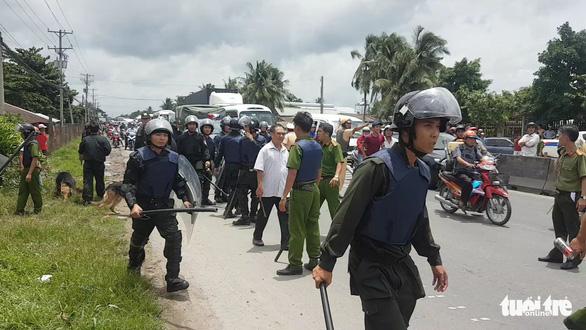 Hơn 30 học viên cơ sở cai nghiện ma túy lại bỏ trốn ở Tiền Giang - Ảnh 3.