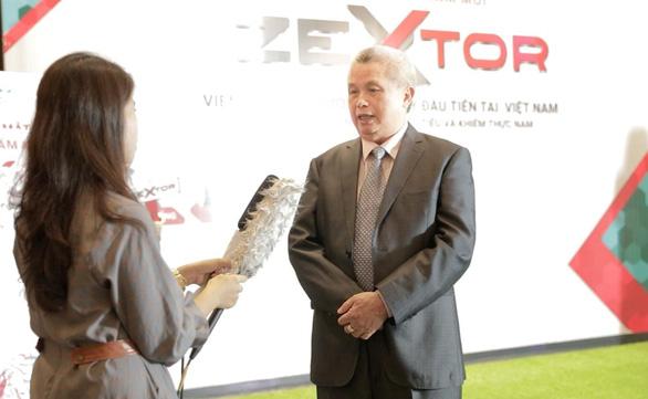 Ra mắt viên sủi hỗ trợ tăng cường sinh lực Zextor chứa Tang phiêu tiêu - Ảnh 2.