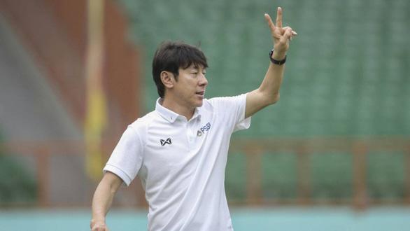 HLV tuyển Indonesia Shin Tae Yong cảnh báo Việt Nam, Thái Lan - Ảnh 1.