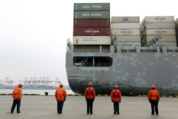 Đến 14-2, Trung Quốc sẽ giảm nửa thuế với 75 tỉ USD hàng Mỹ - Ảnh 1.