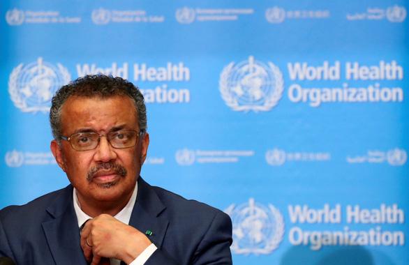 WHO lo ngại thế giới thiếu khẩu trang và thiết bị bảo hộ y tế - Ảnh 1.