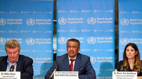 WHO lo ngại thế giới thiếu khẩu trang và thiết bị bảo hộ y tế - Ảnh 2.