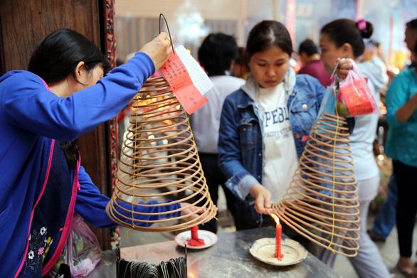 Tết Nguyên tiêu của người Hoa Chợ Lớn là di sản văn hóa phi vật thể quốc gia - Ảnh 5.