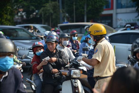 Dịp Tết Nguyên đán, TP.HCM giảm 30 người chết vì tai nạn giao thông - Ảnh 1.