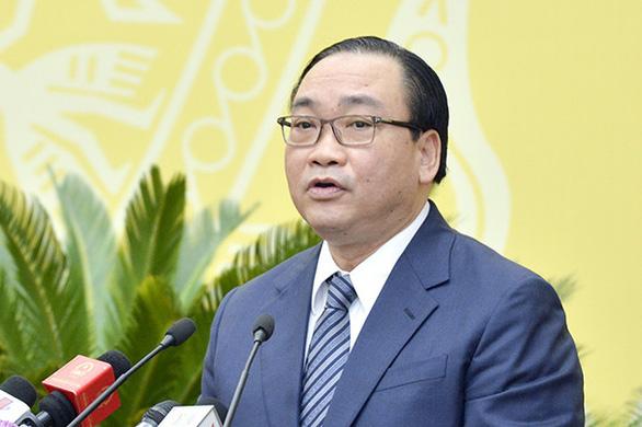 Phó thủ tướng Vương Đình Huệ làm bí thư Thành ủy Hà Nội - Ảnh 2.