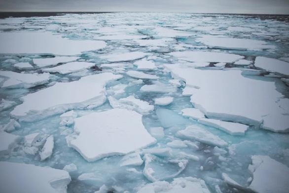 Đến mùa, vùng biển Hokkaido lại vắng bóng những tảng băng trôi - Ảnh 1.