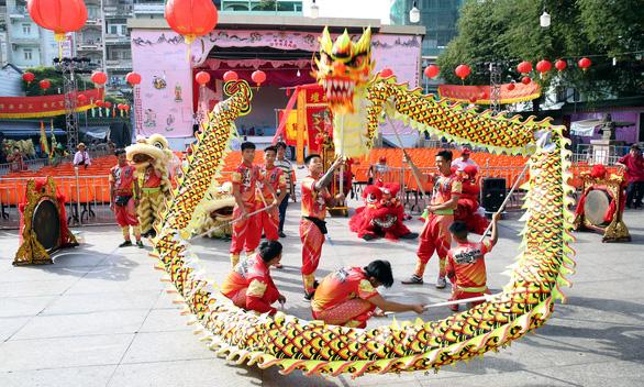 Tết Nguyên tiêu của người Hoa Chợ Lớn là di sản văn hóa phi vật thể quốc gia - Ảnh 8.