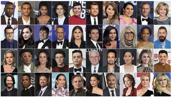 Tom Hanks, Gal Gadot, Brie Larson… sẽ trao tượng vàng Oscar 2020 - Ảnh 1.