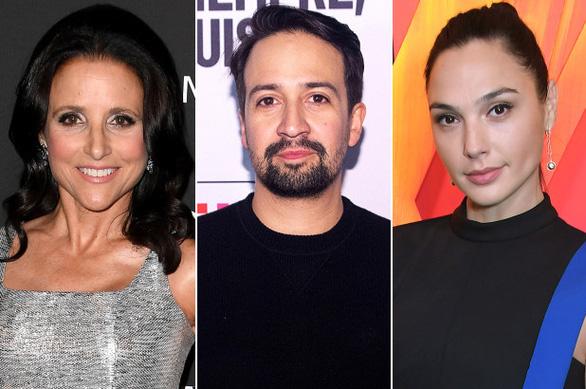 Tom Hanks, Gal Gadot, Brie Larson… sẽ trao tượng vàng Oscar 2020 - Ảnh 2.