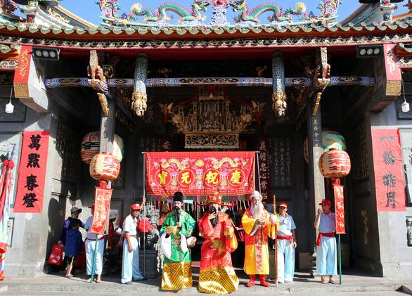 Tết Nguyên tiêu của người Hoa Chợ Lớn là di sản văn hóa phi vật thể quốc gia - Ảnh 9.