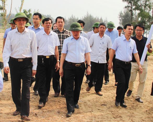 Cựu phó chủ tịch tỉnh Thanh Hóa Ngô Văn Tuấn được bổ nhiệm phó phòng - Ảnh 1.