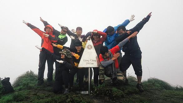 Đi tìm bụng 6 múi - Kỳ 6: Những cô nàng mê leo núi - Ảnh 1.