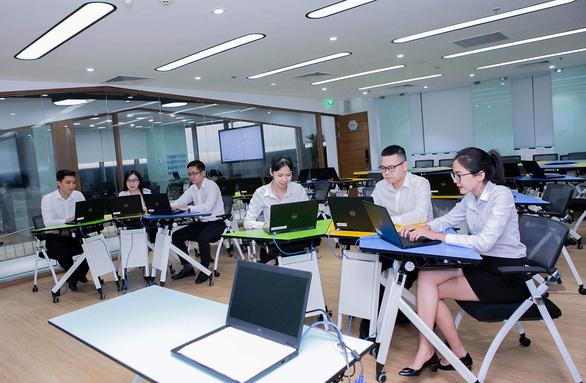 MB khai trương trung tâm học tập và sáng tạo hiện đại bậc nhất - Ảnh 2.