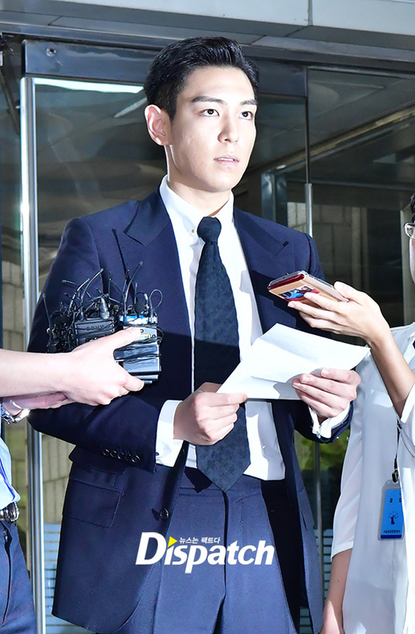 T.O.P của BigBang bất ngờ tuyên bố sẽ không tái xuất ở Hàn Quốc - Ảnh 4.