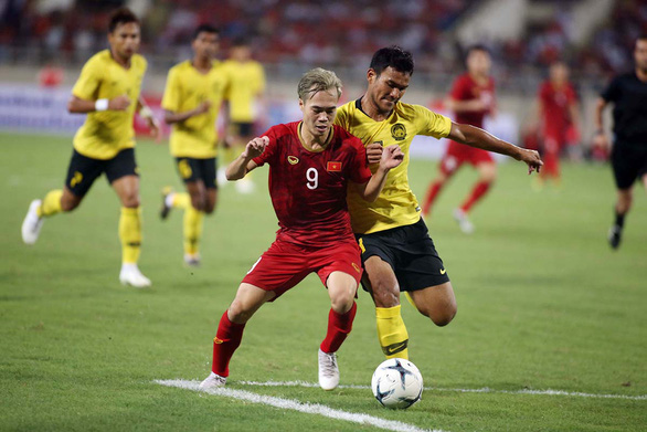 Chuẩn bị cho trận gặp chủ nhà Malaysia: Tuyển Việt Nam sẽ tập trung tại TP.HCM - Ảnh 1.