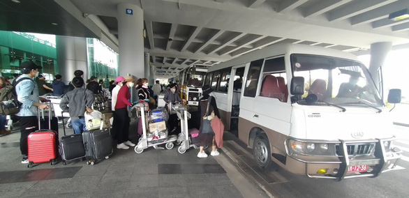Chuyển 3 chuyến bay với hơn 600 hành khách từ Hàn Quốc về sân bay Cần Thơ - Ảnh 1.