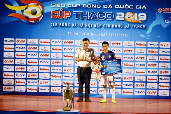 Công Phượng ghi bàn, CLB TP.HCM vẫn thua CLB Hà Nội ở trận tranh Siêu cúp - Ảnh 2.