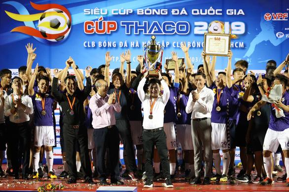 Công Phượng ghi bàn, CLB TP.HCM vẫn thua CLB Hà Nội ở trận tranh Siêu cúp - Ảnh 1.