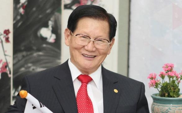 Seoul đề nghị khởi tố giáo chủ Tân Thiên Địa tội giết người - Ảnh 1.